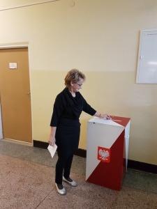 Głosowanie na samorząd