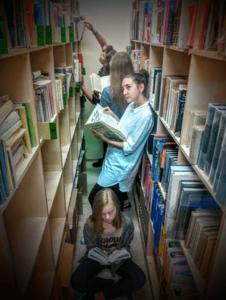 Biblioteka w oczach czytelnika