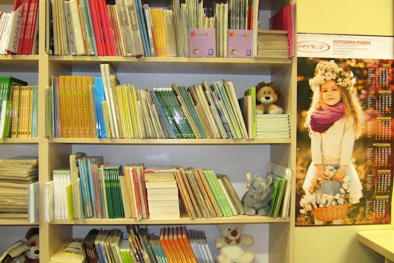Biblioteka w mojej szkole