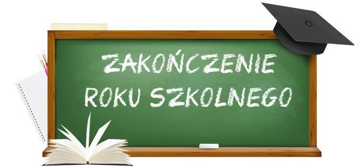 <p>Zakończenie roku szkolnego w SzkolePodstawowejnr38 odbędzie się dnia 22 czerwca 2018r. Klasy IV-VII godz. 8:30 Klasy I-III godz. 11:00</p>